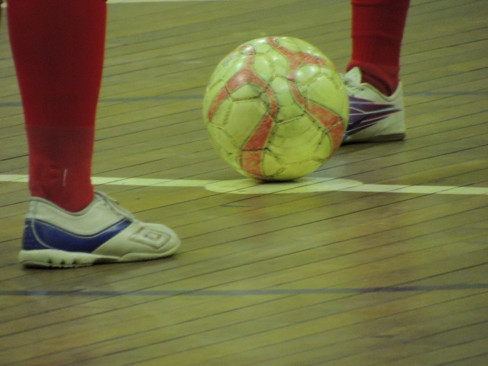 Futsal Master e Feminino movimentam as quadras